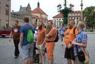 Prohlídka Prahy pro medvědy
