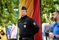 Beginning of the Prague Pride festival
