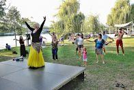 Orientální tance